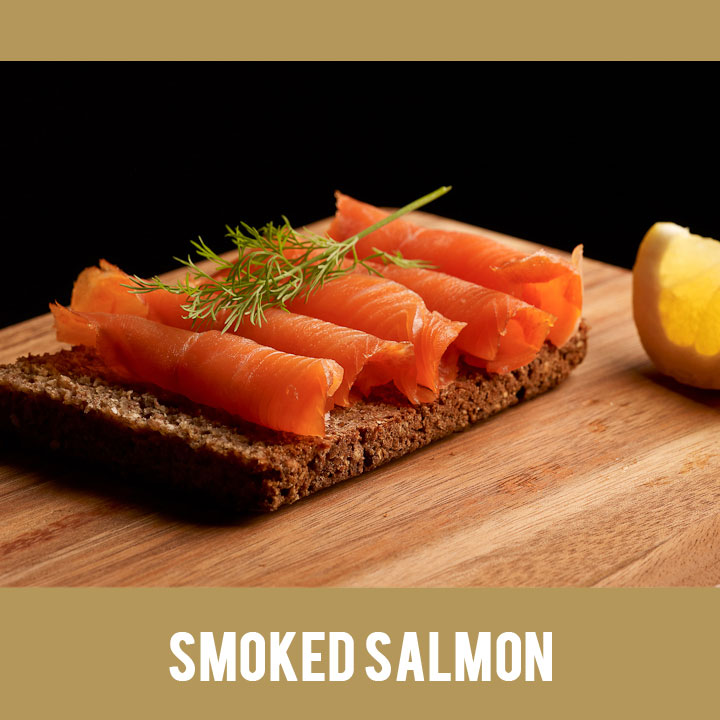 Buy Sustainable Oak Smoked Salmon from Duncannon Smokehouse, Wexford, Ireland